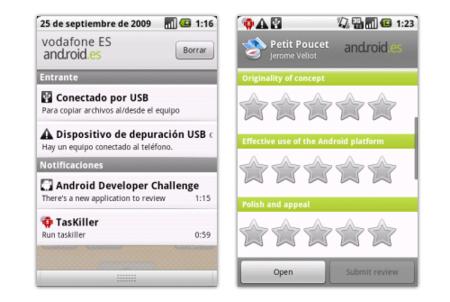 Comienzan las votaciones para la Android Developer Challengue 2