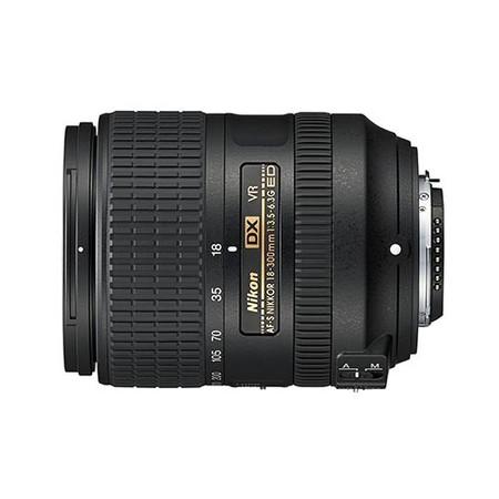 Nikon 18 300 2