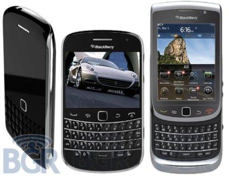 BlackBerry, toda la gama de smartphones para 2011 al detalle
