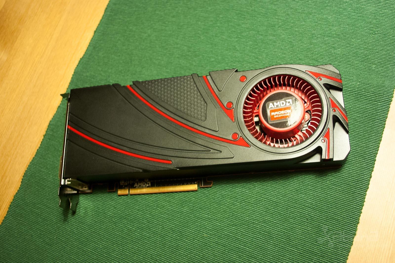 Foto de AMD R9 290X, análisis (14/14)