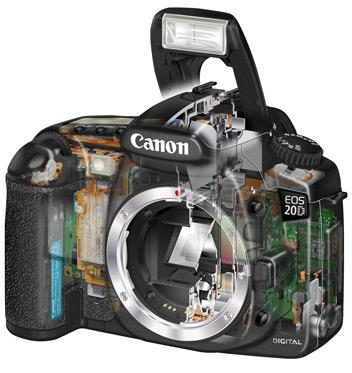 Especificaciones de una posible Canon 3D