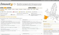 Imooty, gestionando las fuentes de información online de Europa