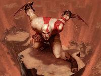 Rumor: Kratos podría aparecer en 'Soul Calibur IV'