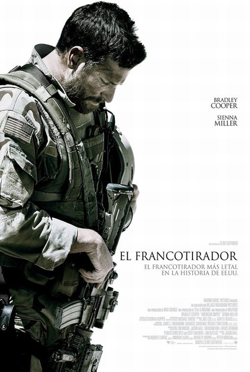 Foto de 'El francotirador', carteles (2/3)