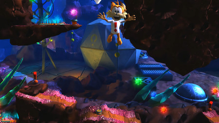 ¡Vuelve Bubsy! Anunciado Bubsy: The Woolies Strike Back para PS4 y PC