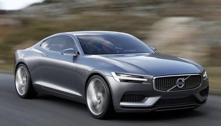 Volvo Concept Coupé, 'el retorno del P1800', esta vez híbrido enchufable