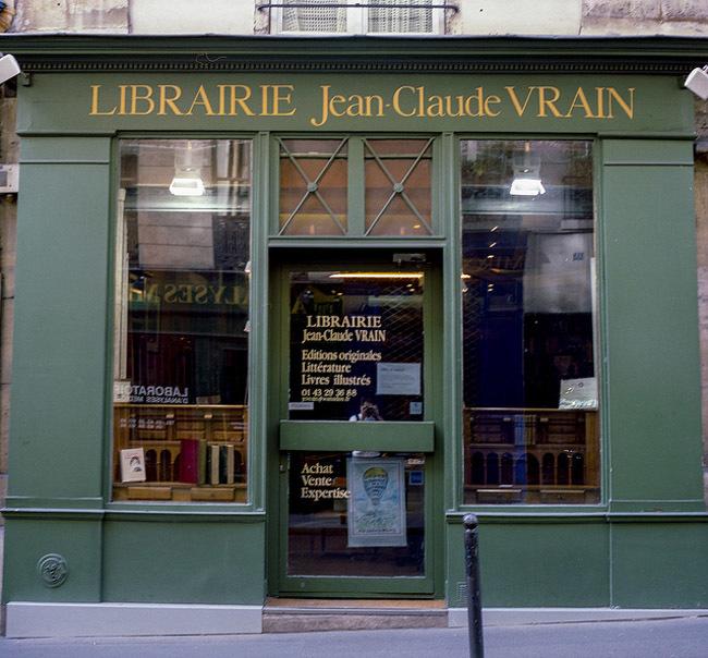 Libreria Jean Claude Vrain