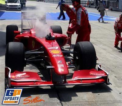 Kimi Raikkonen: ¡KERS calor!