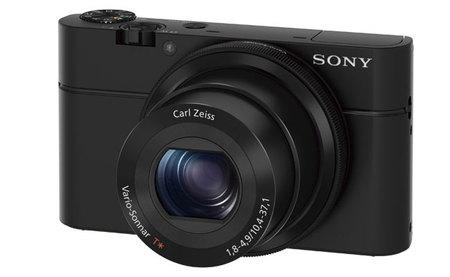 Sony hace oficial el lanzamiento de la Cyber-shot RX100