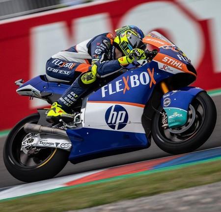 Lorenzo Baldasarri se lleva la carrera de Moto2 en Argentina y Álex Márquez consigue su primer podio del año