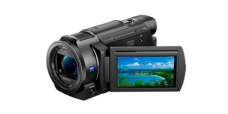 Sony Handycam Fdr Ax33 4kuhd