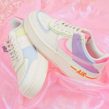 Cómo personalizar las zapatillas Nike Air Force 1 blancas y convertirlas en un modelo único