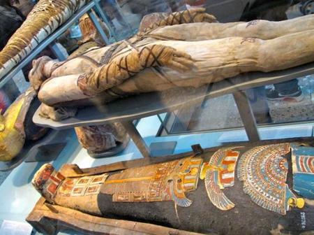 Egipto en el Museo Británico