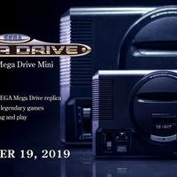 La Mega Drive Mini llegará el 19 de septiembre con 40 juegos. Todo lo anunciado sobre la consola de SEGA aquí y ahora (Actualizado)