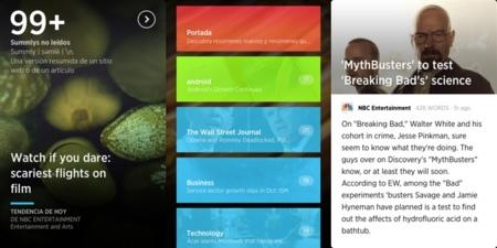 App For Resume | Summly Una App Que Selecciona Y Resume Las Noticias Que Nos Interesan