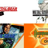 Metal Gear, Metal Gear Solid, Metal Gear Solid 2: Substance y Konami Collector's Series regresan a la vida en PC a través de GOG