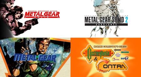 Metal Gear, Metal Gear Solid, Metal Gear Solid 2: Substance y Konami Collector's Series regresan a la vida en PC a través de GOG