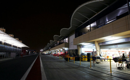 El Gran Premio de Baréin de 2014 podría disputarse de noche