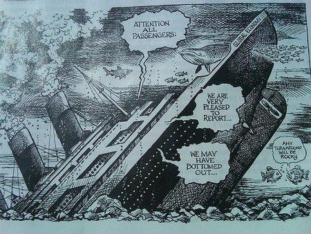 ¿Por qué se hunde la economía y no podemos evitarlo?