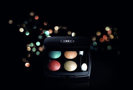Paleta de Chanel en edición limitada para Navidad