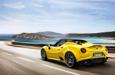 Los Alfa Romeo del futuro, con motores V6 derivados de Ferrari