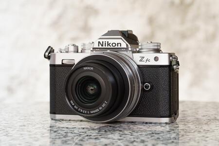 Nikon Z fc, análisis: corazón digital con el cuerpo mítico de la Nikon FM2, una excelente combinación