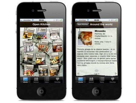 Open Kitchen, una aplicación gastronómica para iOS con buen sabor y mejores sensaciones