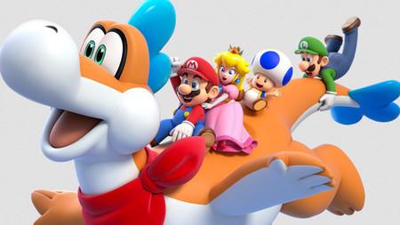 Éste es el tráiler de lanzamiento europeo para Super Mario 3D World