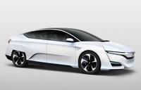 Honda FCV, así es el nuevo coche de hidrógeno de la firma japonesa