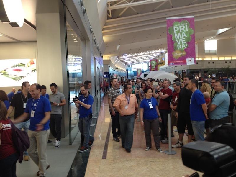 Foto de Apple Store Nueva Condomina (70/100)