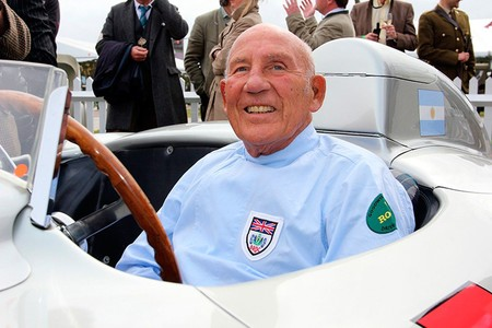 "Muere Stirling Moss, adiós al legendario ""campeón sin corona"""