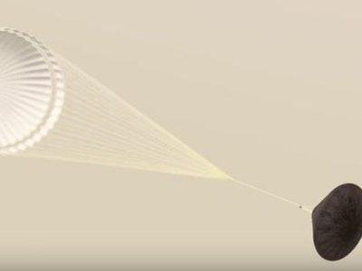 El 19 de octubre llegamos a Marte y en este vídeo puedes ver cómo será