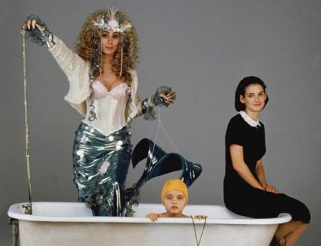 Sirenas El Hit De Cher Y Winona Ryder 25 Anos Despues Gallery A
