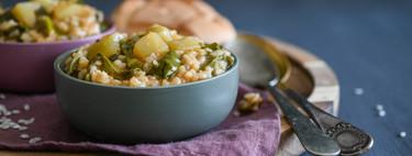 Recetas fáciles, rápidas y (más) ligeras en  el menú semanal del 27 de mayo