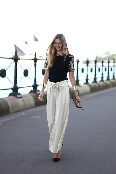 Quiero un outfit así para la noche de fin de año
