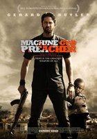 'Machine Gun Preacher', cartel y tráiler