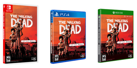 The Walking Dead: The Final Season Box