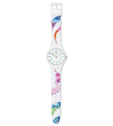 Reloj Swatch del Año de la Serpiente
