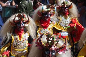 [Carnavales 2007]: Oruro, Bolivia