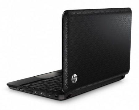 HP Mini 210 también se apunta a los nuevos Intel Atom