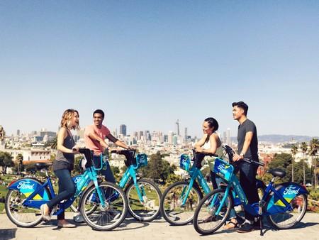 Ford entra al negocio de las bicicletas compartidas, de la mano de Motivate