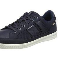 Las zapatillas Jack & Jones Jfwrayne Mesh Mix Navy Blazer están rebajadas a sólo 24,95 euros en Amazon