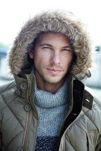 Next otoño-invierno 2012/2013: Adan Senn la nueva cara de la firma inglesa