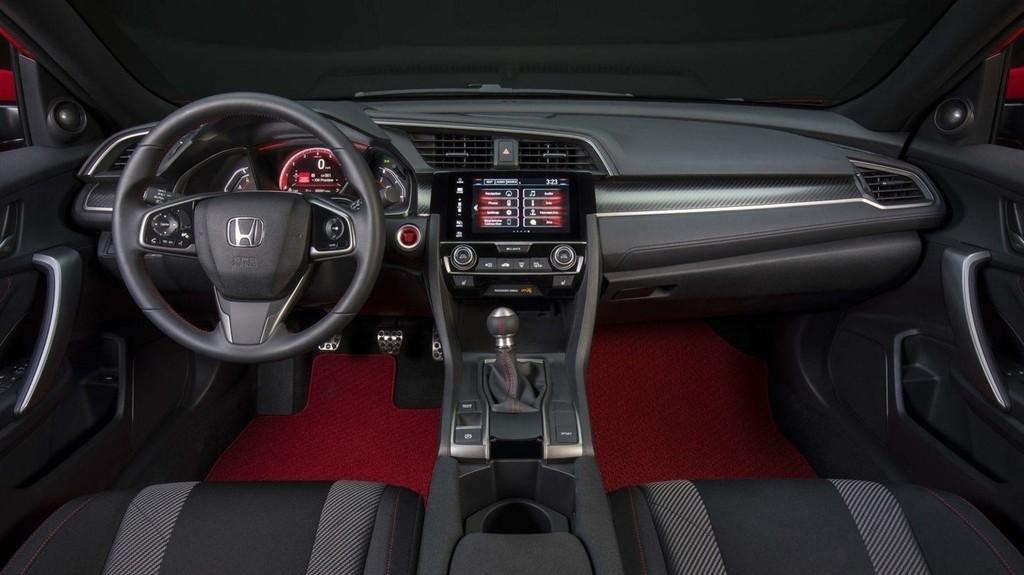 Honda Civic Si 2017 190