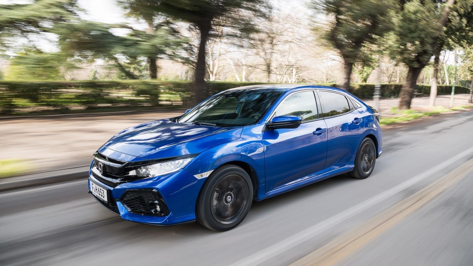 Foto de Honda Civic 5 puertas (5/18)