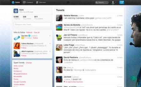 ¿Cómo conseguir el nuevo diseño de Twitter?