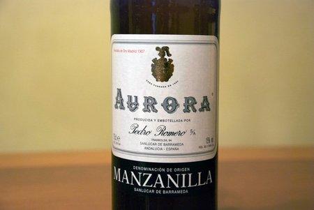 Manzanilla Aurora. Fresca brisa sanluqueña