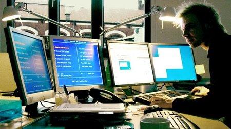 ¿Somos más productivos con dos pantallas o una de gran tamaño?