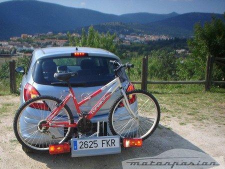 FlexFix, llévate tus bicicletas en tu Opel