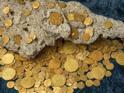 El tesoro de Felipe V hundido en Florida por culpa de un huracán recuperado 300 años después